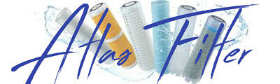 Atlas Water Filter Cartridges Hot Water Antimicrobial Systems Carbon Resins
