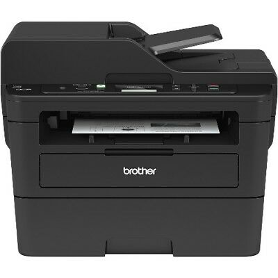 NEW Brother DCP-L2550DW Compact Laser MFP Copier 2.7-in Multifunction Printer