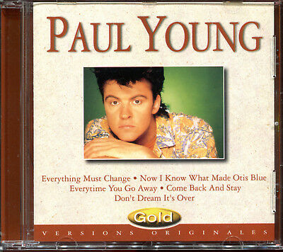 Paul Young - Gold - Best Of Cd Album [3001]