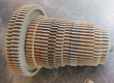 South bend lathe change gears