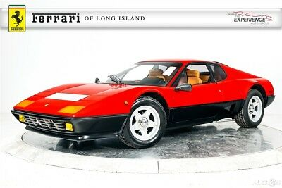 Ferrari 512 BBI BB 512i Very Low Miles Pristine Condition Serviced Maintained Highly Collectible