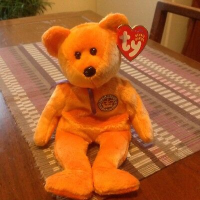 Ty Beanie babies CELEBRATIONS Bear New with Mint Tag