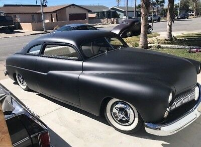 1949 Mercury Other  1949 Mercury Chopped Kustom Hot Rod Merc Chop Top Lowered Custom