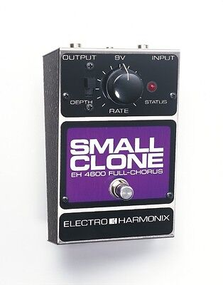 EHX Electro Harmonix Classics Small Clone, Brand New In Box