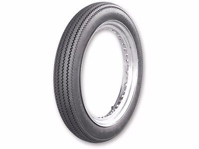 """DURO TUBE TYRE ADLERT CLASSIC Vintage Tread Pattern 3.00-21"""" for F Japan Limited"""
