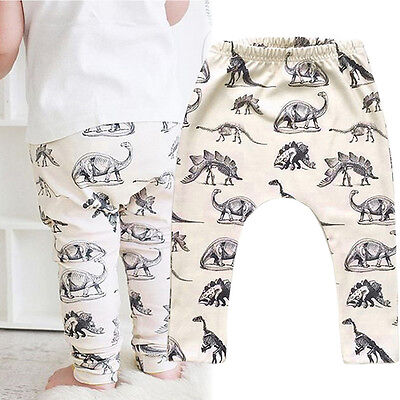 1PC Cute Toddler Baby Boy Girl Animal Bottoms Harem PP Pants Legging Trousers AO