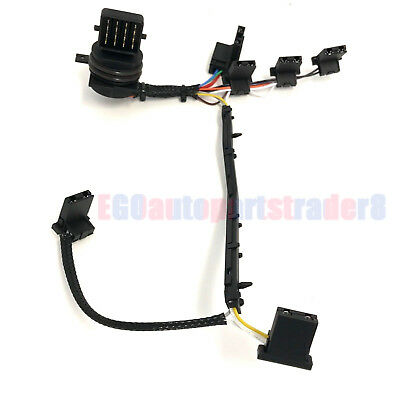 internal wiring harness w connector 95 up 4r44e 4r55e 5r55e ford rh picclick com Transmission Wiring Harness Diagram Kia Forte Transmission Wiring Harness