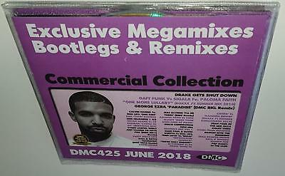 Dmc Commercial Collection Issue 425 June 2018 Dj Remix Service 3Cd Edition