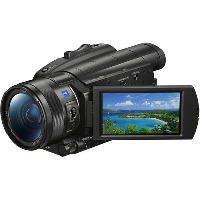 Neuf Sony FDR-AX700 HDR 4K Camcorder
