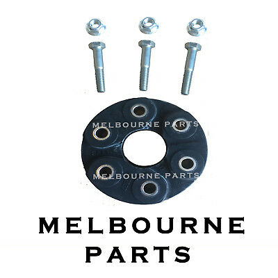 Tail Shaft Rubber Coupling Disc Commodore VX VY V6 Auto Front or Rear