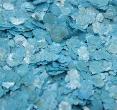 Mica Flakes - Light Blue - Natural Mica  - The Professionals Choice - 311-4359