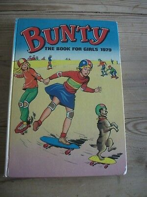 Bunty for Girls Annuals - 1979