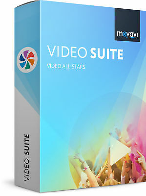 Movavi Video Suite v17, *NEW*, instant worldwide download, READ CAREFULLY