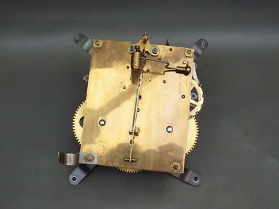 Vintage German Badische clock movement for repair or spares