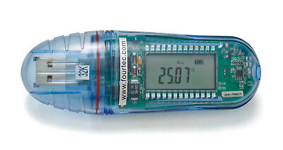 Temperature Multi-Purpose Data Logger, Affordable MICROLITE5032 by Fourtec