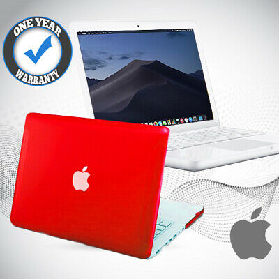 Apple Macbook Powerful 1Tb Hdd 8Gb Ram A1342 Mac Laptop Mojave Webcam Red Sale