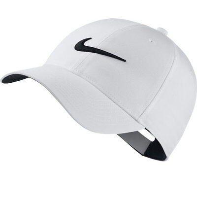 23c0e41c48a NIKE LEGACY 91 TOUR MESH PERFORATED GOLF CAP HAT Teal   White L XL ...