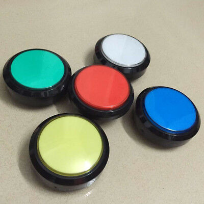 Arcade Game 100mm illuminated LED Push Button with Micro-switch for JAMMA MAME