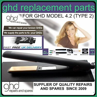GHD HAIR STRAIGHTENER Repair Genuine/Compatible Parts For GHD Model 4.2b(type 2)