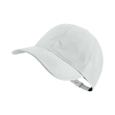 810cdc9b7be ... inexpensive new nike jordan jump man h86 adjustable cap hat white847143  62ade 82671