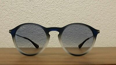 8c4bb96fc7 RAY BAN ROUND Blue Gradiant RB Sunglasses RB4243 -  99.00