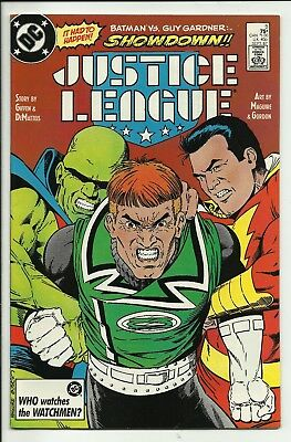 JUSTICE LEAGUE set, issues 5 & 6