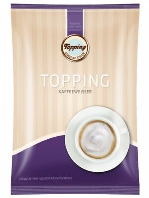 Coffeemat Tassini Jacobs Nescafe Ecreme Milchtopping Topping, 10 x 500g