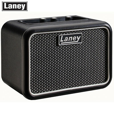 Laney Supergroup Mini-SuperG Battery-Powered Guitar Combo Amplifier Practice Amp