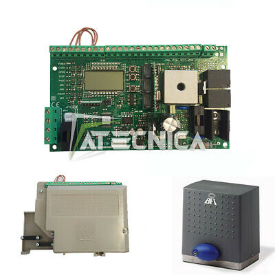 Central electronic board replacement BFT HQSC-D I101104 for DEIMOS BT old