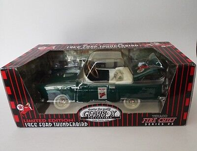 1997 Gear Box 1956 Texaco Fire Chief Ford Thunderbird Bank  Die Cast Car