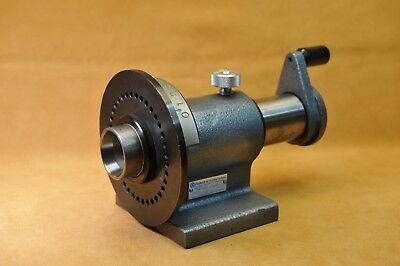 YUASA 5C Compatible, 36 Increment, Horizontal Spin Collet Indexer
