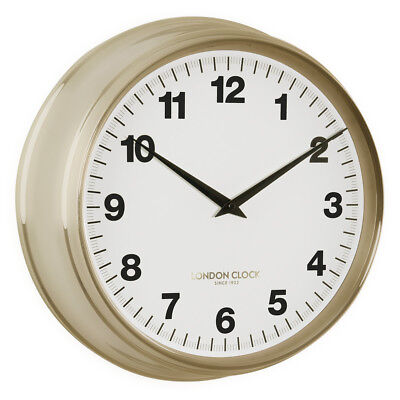 NEW Coach Gold Wall Clock - London Clock Company,Clocks