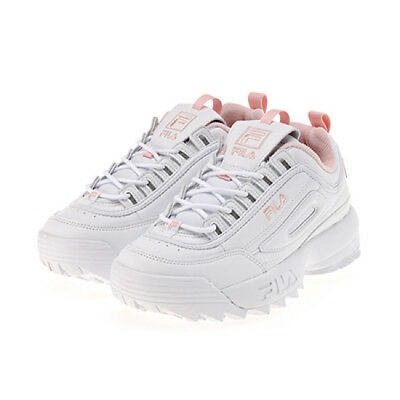 NEW FILA DISRUPTOR II 2 Trainers Chunky Shoes Sneakers