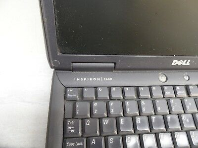 DELL INSPIRON 2650 Laptop (PP04L) Win XP Home Intel P4 1 8
