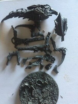 Warhammer 40K Tyranids Army Unassembled Tyranid Barbed Hierodule Resin Model !!