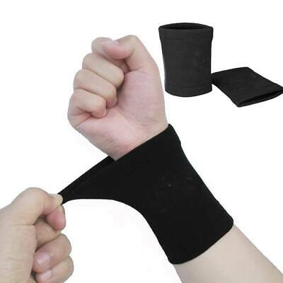 Sport Wrist Support Brace Protection Wristband Band Tennis Badminton Gym Woman