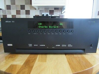 ARCAM AVR450 - working but with HDMI issues
