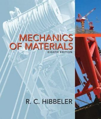 Mechanics of Materials by Russell C. Hibbeler (2010, Hardcover, New Edition)
