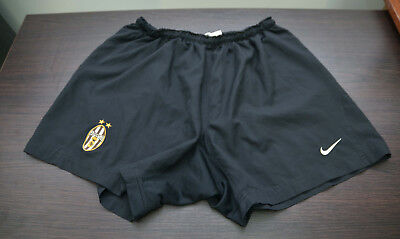 Juventus Italy 2003/2004 Home Football Shorts Jersey Maglia Nike Xl Adult