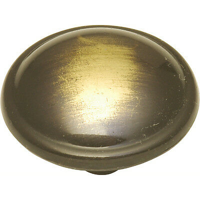 13 New 1.22 in Antique Brass Button Style knob Style Selections