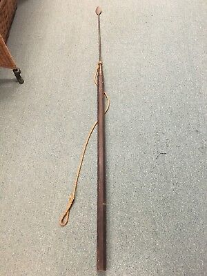 Antique Spear or Whaling Harpoon
