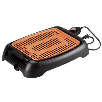 GOTHAM STEEL Smokeless Electric Grill - Nonstick & Portable, As Seen ...
