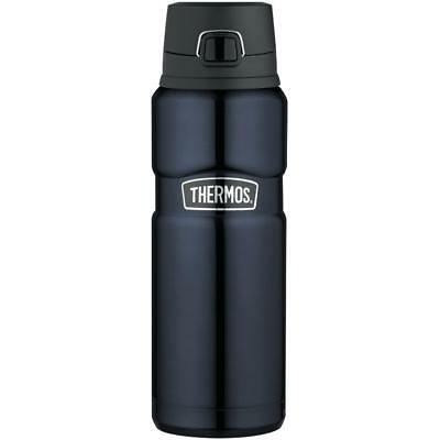 THERMOS SK4000MBTRI4 Stainless King Stainless Steel, Vacuum Insulated Drink