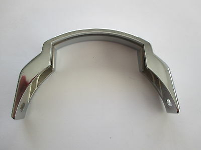 63 Chev Chrome Transmission Bezel New 1963 Chevrolet Impala