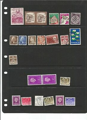 Western Europe stamps