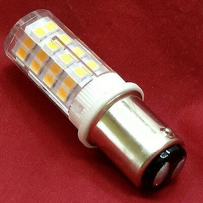 Sewing Machine Replacement LED Lamp Push In Light Bulb 5W BA15D Vintage SINGER