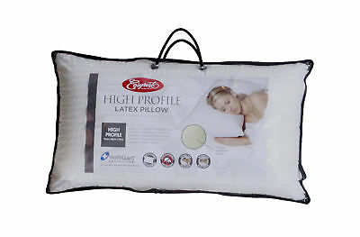 NEW Latex High Profile Pillow - Easy Rest,Pillows