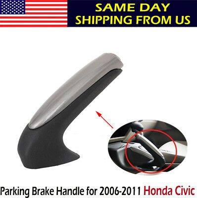 PARKING BRAKE HANDLE 47125-SNA-A82ZA 47115-SNA-A82ZA for 2006-2011 HONDA CIVIC