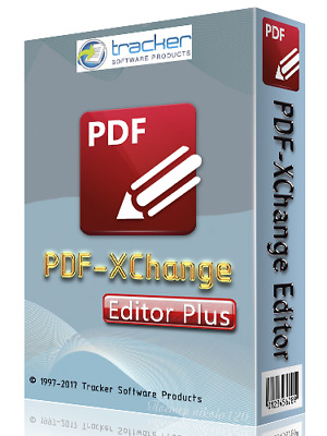 PDF-XChange Editor Plus v7 & Portable, WIN 32/64, Multilingual, READ DESCRIPTION