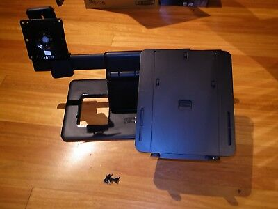 "HP Monitor Display (17""-24"") and Notebook Laptop Stand Mount AW662AA- almost new"